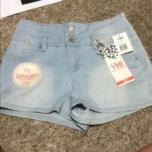 Brand New YMI Shorts